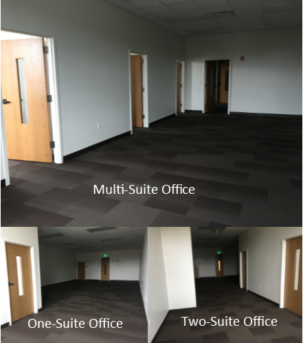 2nd Floor Office space at OzSBI